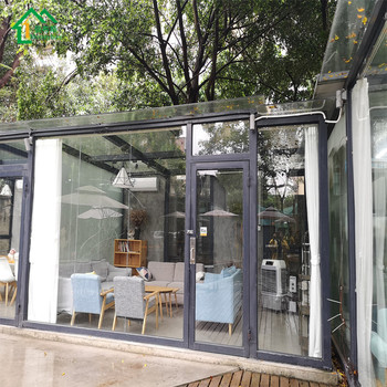 China Mainland smart container house Large garden two bedroom prefab container house popular container box house