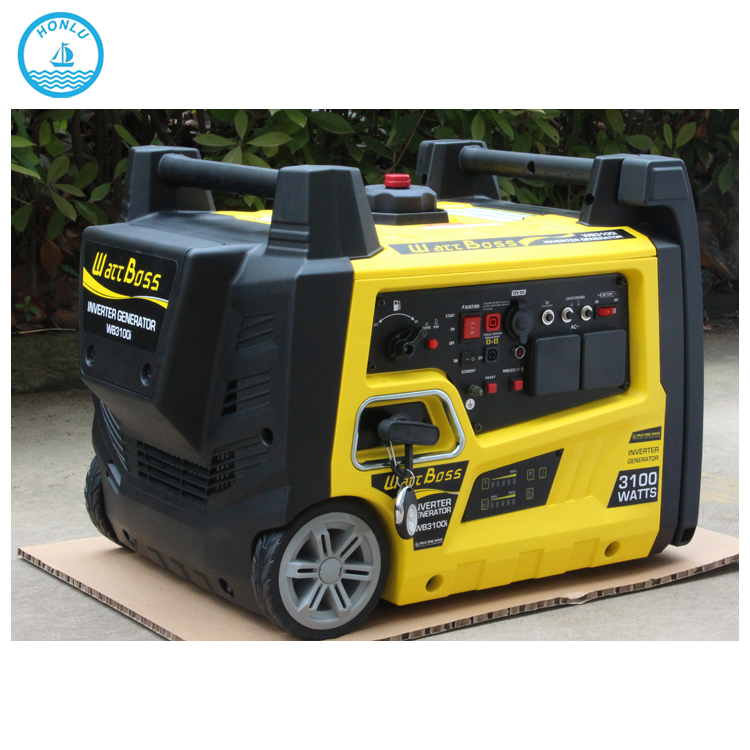 Made in China groupe electrogene diesel generator 3kw silent generator with good price