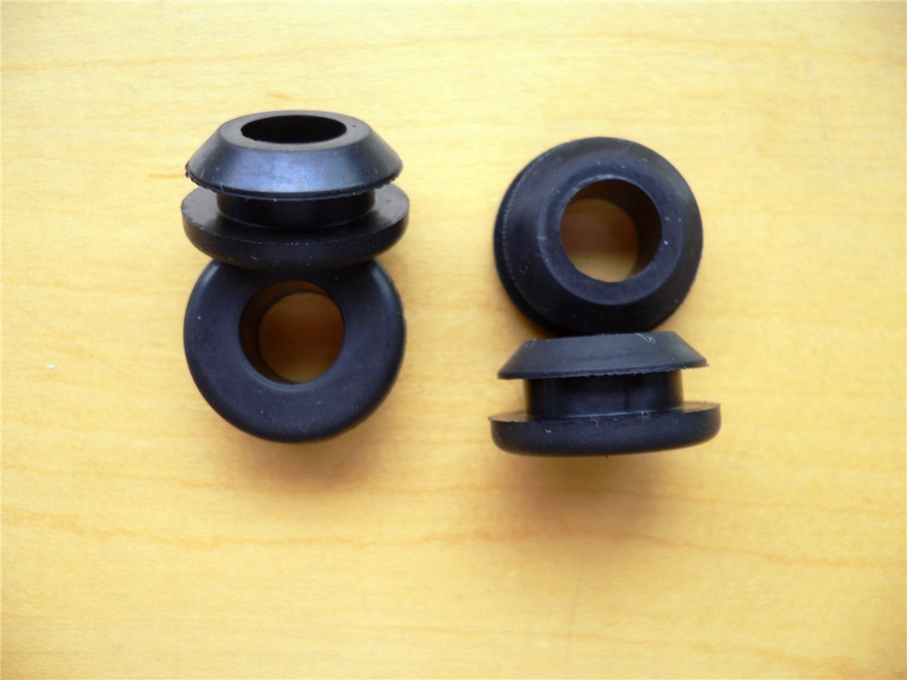 Oval anillos de goma pasacables arandela de goma - Arandelas de goma ...