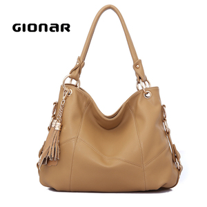 e283b714e8 Factory Price Women Bag In Handbag Crossbody With Real Leather Tassels Tote  Bag Handbag