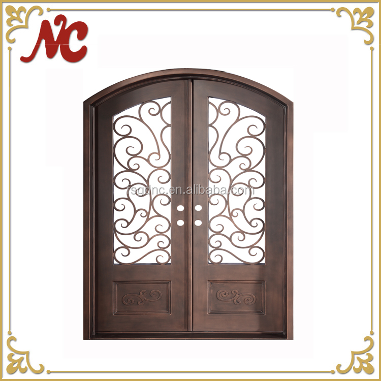 House Used Architectural Designs Wroguht Iron Front Door