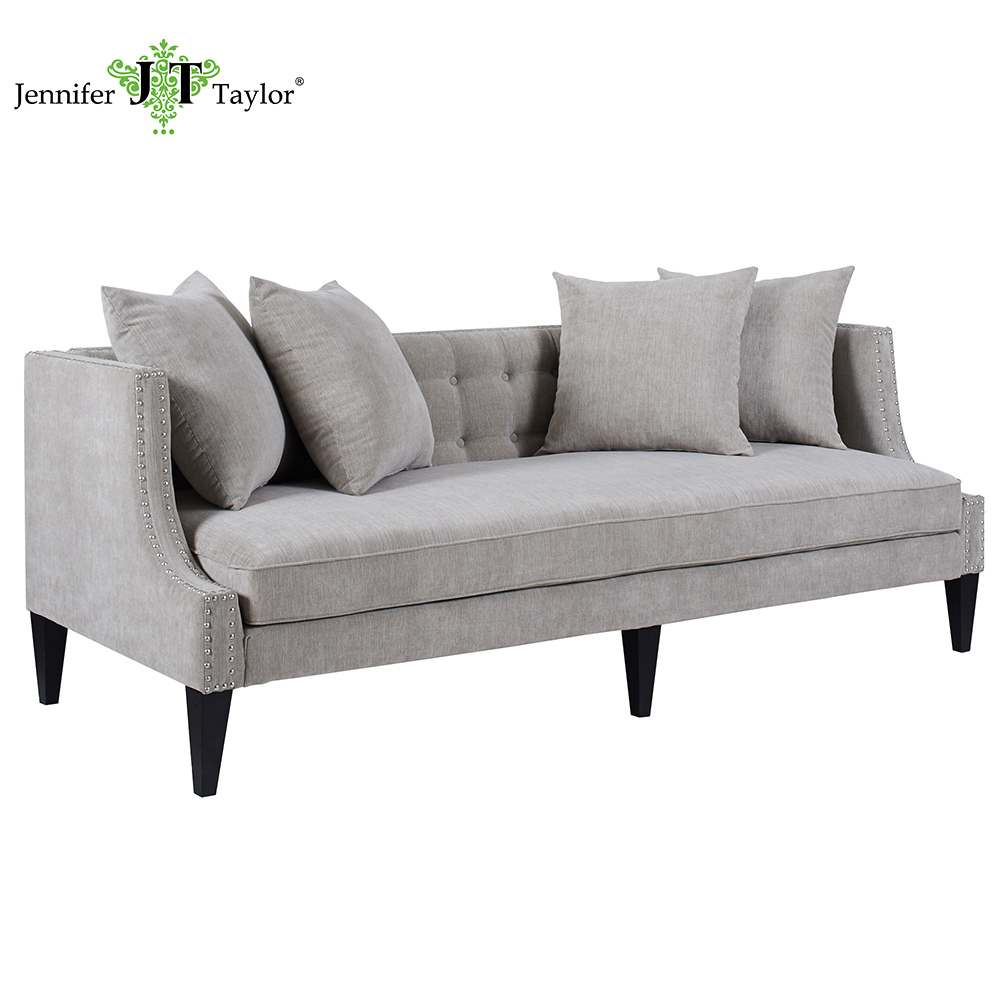 Clic Fabric Extra Long Sofa