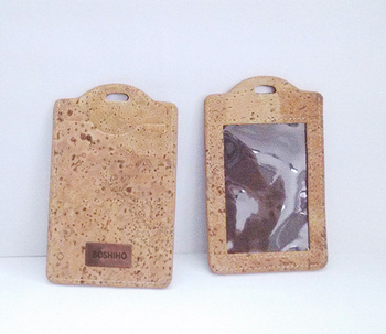 fb844b39a27f BOSHIHO natural materials eco cork fabric luggage tag, View cork luggage  tag, customizable Product Details from Shenzhen Boshiho Leather Co., Ltd.  on ...