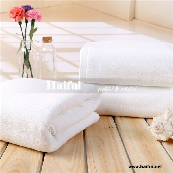 Best selling hotel 600gsm 100% cotton towel, bath towel