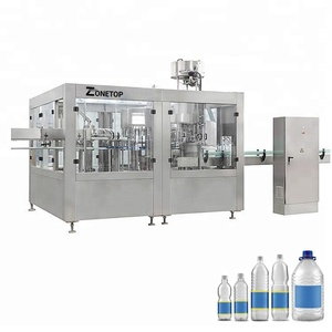 Manufacturer Price Mineral Water Bottling Plant Cost/Bottle Water Filling Machine Sellers In Sri Lanka