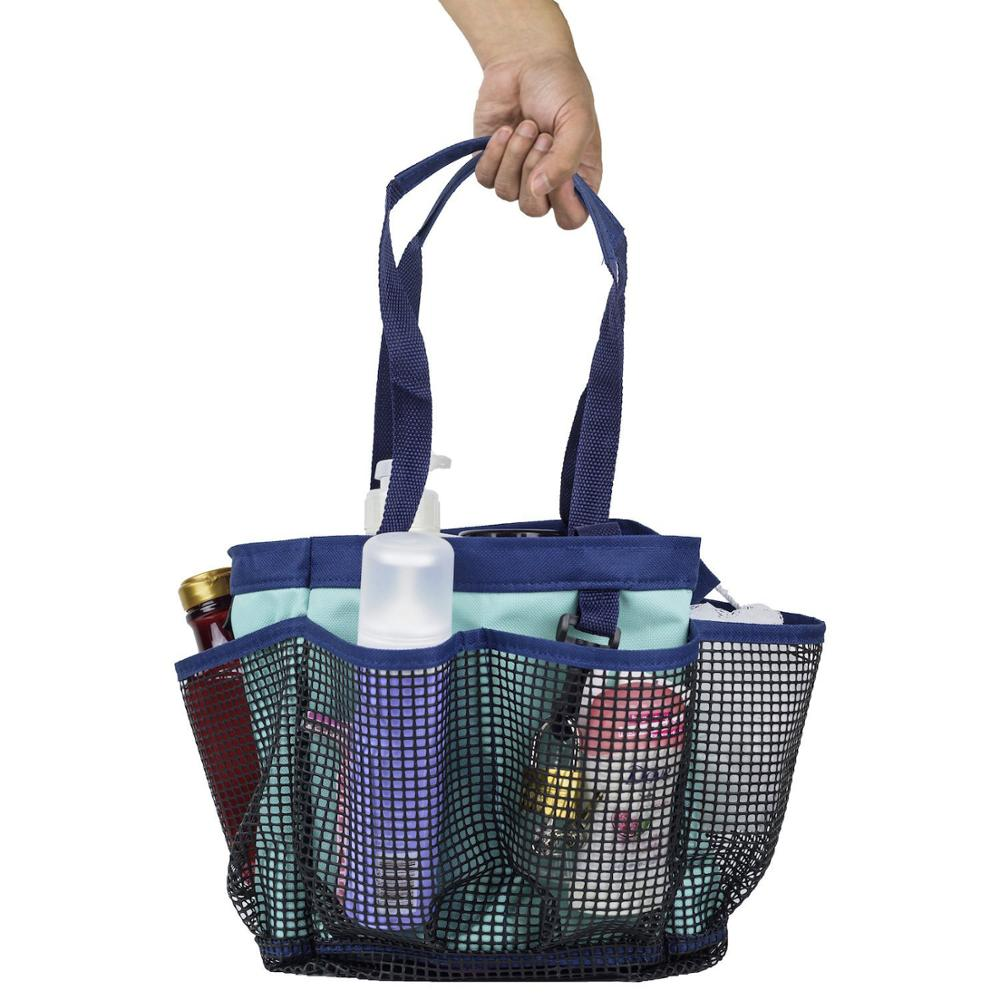 Portable Mesh Shower Caddy