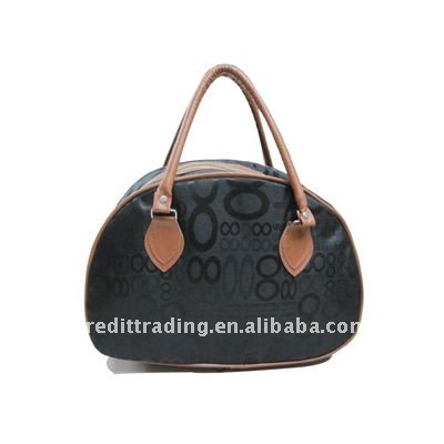 CTHB000040 jacquard lady hand bags fashion
