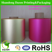 Advanced quality metallic paper for cigarette packing