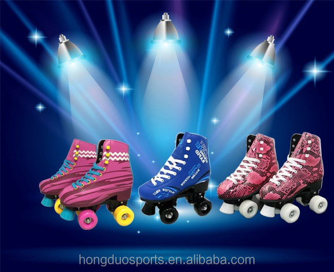 Chinese Wholesale professional quad roller skates wholesale