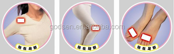 best chinese winter warmer patch body warmer pads adhesive heat pad reduce