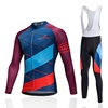 Winter fleece Hot Selling Soft Bicycle Jersey Bike Clothing