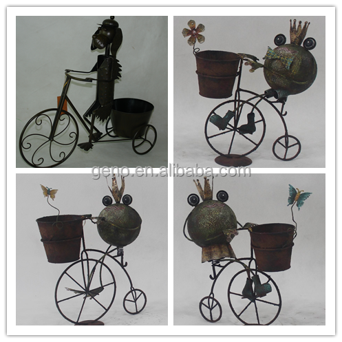 Garden Bicycle Planter, Garden Bicycle Planter Suppliers And Manufacturers  At Alibaba.com