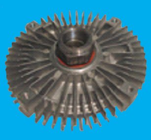 Fan clutch for Ford