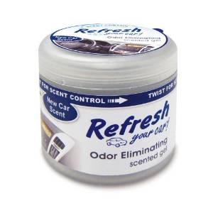 Refresh Your Car! 09941 Scented Gel Can, 4.5 oz, New Car by Refresh Your Car