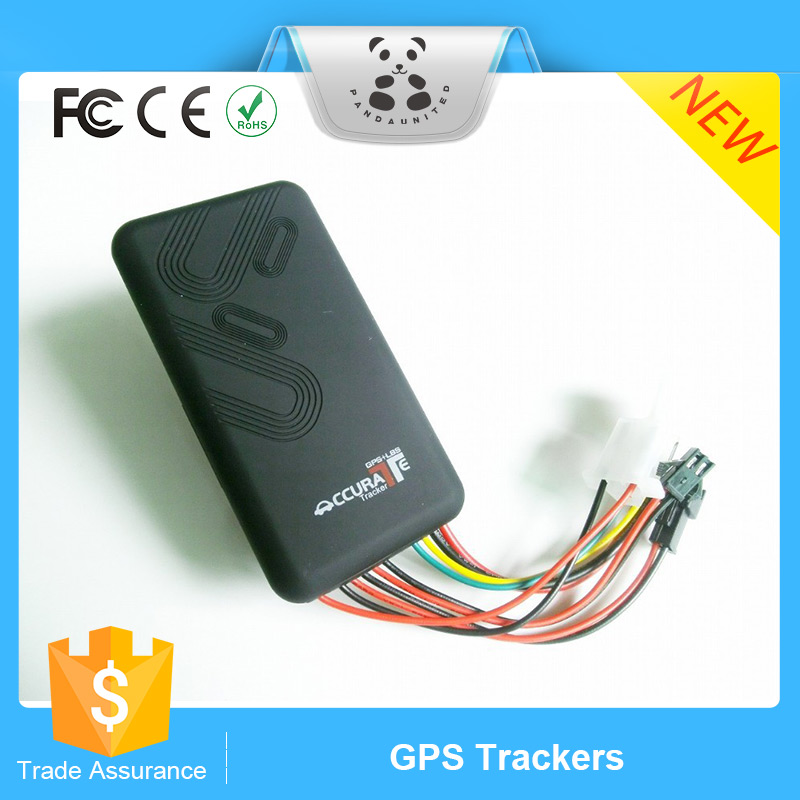 Real time voice monitoring overspeed alarm GPS cell phone tracker chip
