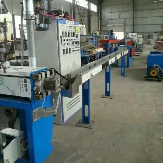 cable wire making machine/cable sheath production line/ electric Cable Wire Insulation Making Extrusion Machine