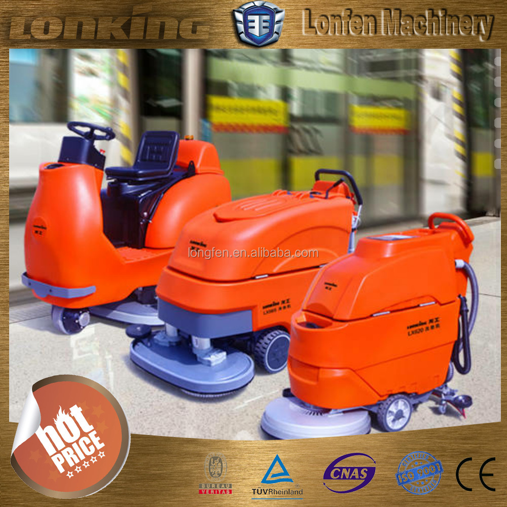High quality Lonking electric tennis court sweeper for sale