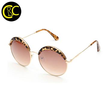 Vintage Steampunk sol visor círculo lente redondo gafas de sol mujer hombres  retro gafas vintage oculos bd83f68f44