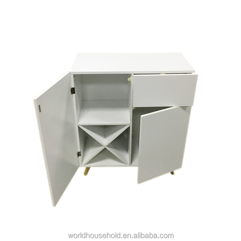 New Design Bar Cabinet Insert Wine Rack