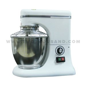 B7A 7L CE with Safety Guard Tabletop Commercial Stand Food Mixer