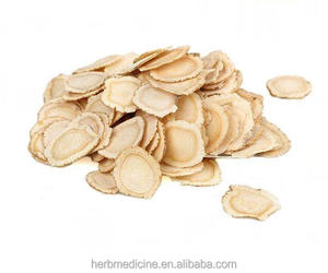 White ginseng slices,panax ginseng root slices