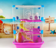 2017 New produce stylish hamster cage