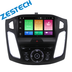 Android 8.0 Octa core 9inch car dvd player gps navigation radio for Ford Focus 3 2011 2012 2013 2014 2015 with gps bluetooth