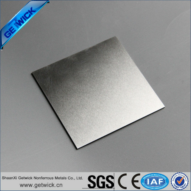 Polished Tungsten Plate Price