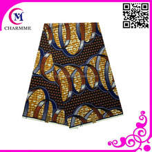 Cheap fascinating african holland wax fabric frican wax fabric guangzhou cotton wax fabric wholesale price