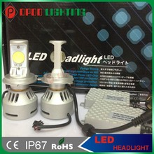 Car New Product, Generation 4th 3200LM 36W CREE LED H4 Bulb