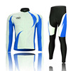buy from china online cycling jerseys set long sleeve small mesh and lycra fabric bike clothing character design cycling wear