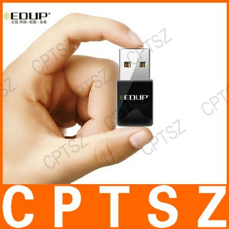 802.11-N 150Mbps Support WIN8 USB WiFi Wireless Network Networking Card LAN Adapter EP-N8538 for PC/laptop