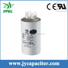 50uf 250v capacitor cbb60 capacitor for motor en60252
