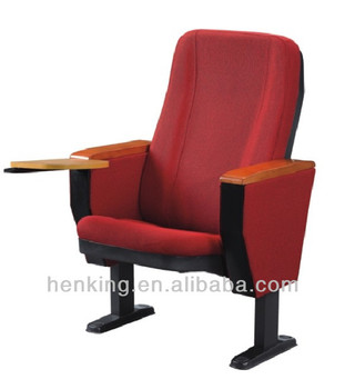 folding conference chairs with writing table wh209 - buy folding