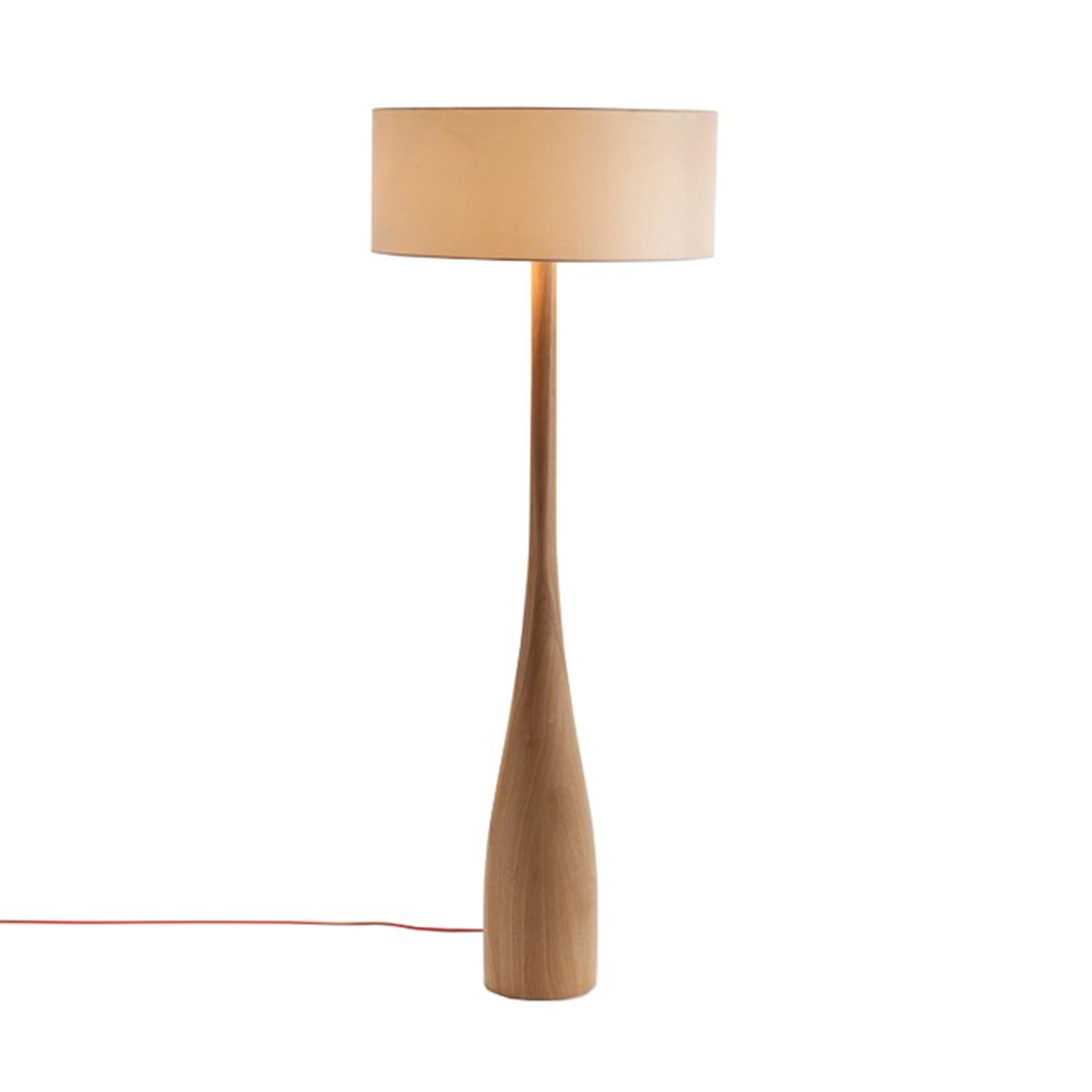 Ems Free Shipping Floor Lamps E27 Large Modern Off White
