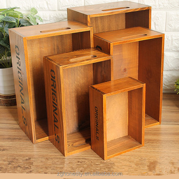 Wood Fruit Crates Products Cheap Wooden For Sale