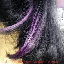 Temporary colorful hair dye chalk bright color chalk for hair