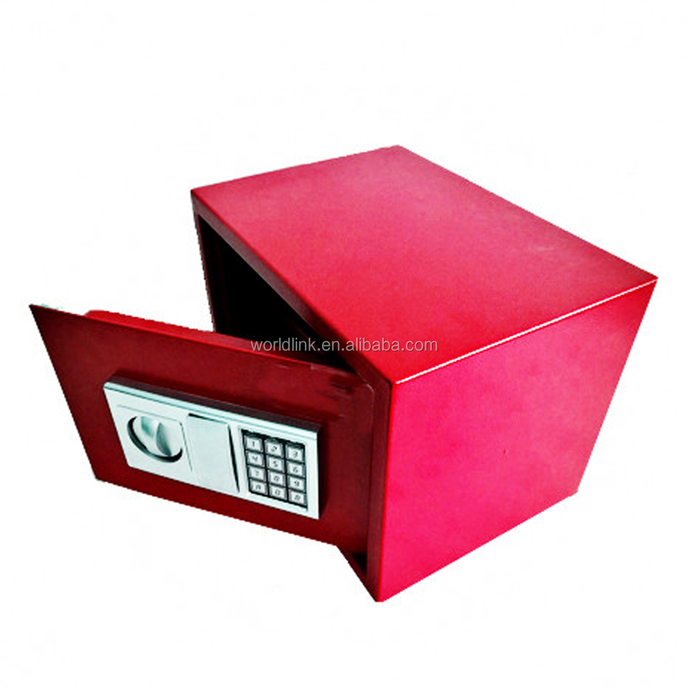 Sufficient Supply High Safety Hotel and Office Steel Safe Crate