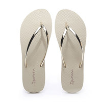 2019 custom logo branded slippers men rubber sandals summer beach flip flops women's