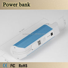 Portable Power Bank Charger,Mobile Phone Backup Battery Pack,External Cell Phone battery Charger 2200 mAh