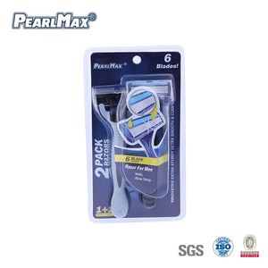 Latest product replacement razor blades multicolored half blade razor