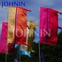 Factory Provide Cheap Price Polyester Decorative Custom Made Festival Flag