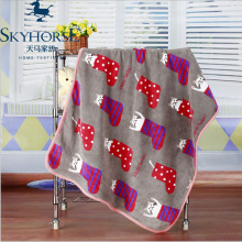 High Quality Professional Manufacture cashmere baby blanket
