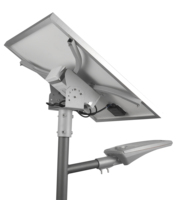 smart control system for solar street light rate power 30w