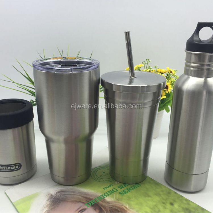 top selling items powder coated tumbler rtic 12 oz 20oz 30 oz tumbler 30 oz stainless steel