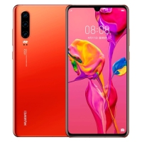 Original Hot selling same day shipping Huawei P30 ELE-AL00, 8GB+256GB, China Version mobile phone cell phone smartphone