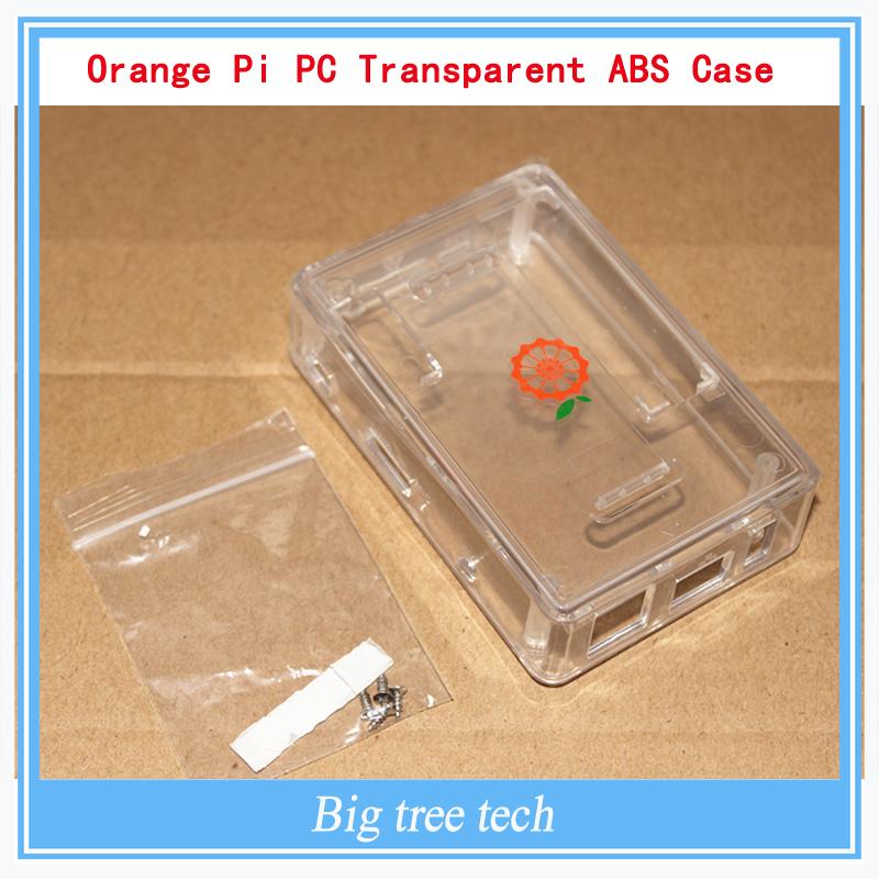 orange pi pc transparent shell case raspberry pi2 banana pi