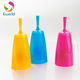 Design top quality flower toilet brush