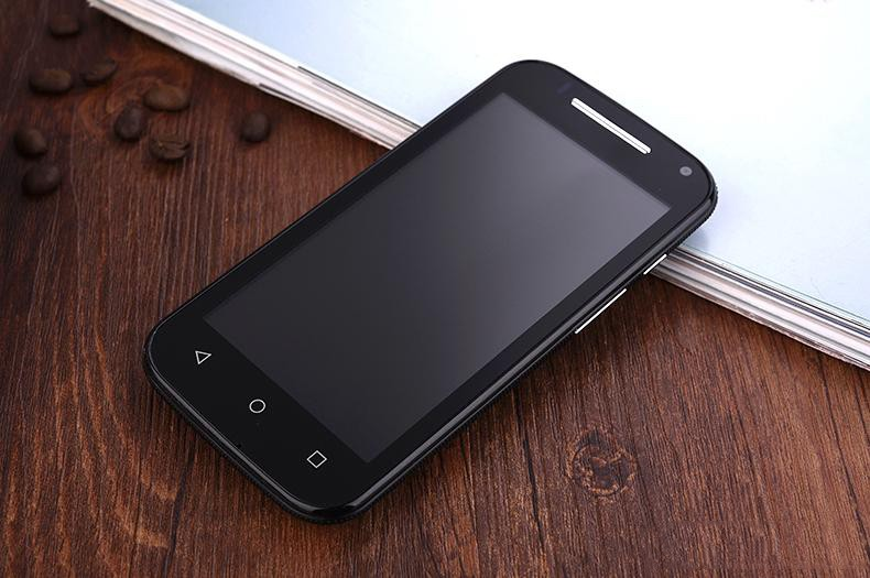 מקורי הטלפון טלפון חכם z2 4.5 אינץ Spreadtrum6820 ליבה כפולה אנדרואיד 4.4.2 2.0 MP-Google Play GSM לבן בשפה הרוסית
