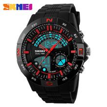 158ddde01cd Atacado  1110 Skmei Relógio Força Tempo Analógico Digital Sports Watch  Fabricante Quente Para Os Homens